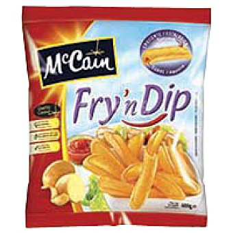 Mc Cain Patata Fry and Dip Bolsa 600 g