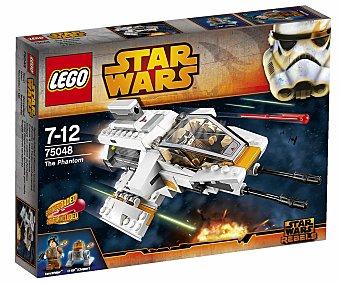 LEGO Juego de Construcciones Star Wars Phantom, Modelo 75048 1u