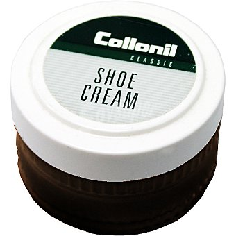 Collonil Limpia calzado en crema marrón medio Tarro 50 ml
