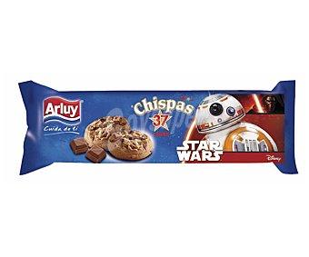 Arluy Galletas con pepitas de chocolate Chispas Paquete 225 g