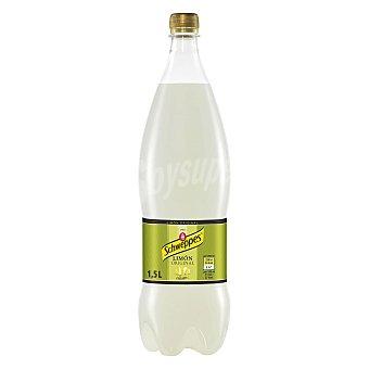 Schweppes Refresco de limón Botella 1,5 l