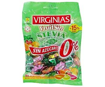 Virginias Caramelos fruit sin azúcar con stevia 85 gr