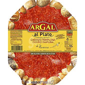 Argal Chorizo de Pamplona en Loncha Sin Gluten 75 g