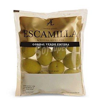 Escamilla Aceitunas gordal enteras Bolsa 95 g neto escurrido
