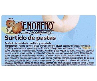 E.moreno Surtido de pastas 400 gramos
