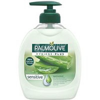 Palmolive Jabón de aloe vera dosificador 300 ml