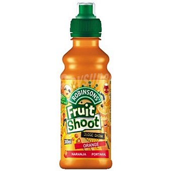 Fruit Shoot Refresco de naranja Botella 30 cl