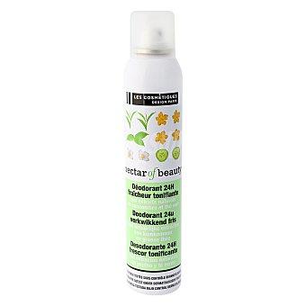 Les Cosmétiques Desodorante en spray té verde y pepino -nectar of Beauty 200 ml 200 ml