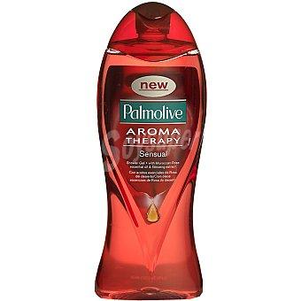 Palmolive gel de baño Aromatherapy sensual con aceites esenciales de rosa del desierto Bote 500 ml