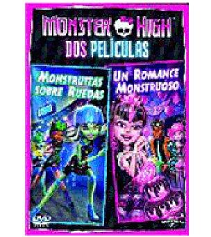 ROMANCE Monst monstriut+un DVD Monst monstriut+un romance DVD