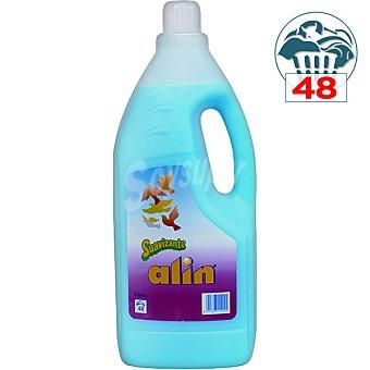 Alin Suavizante diluido azul botella 4 l 48 dosis