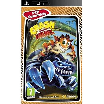 PSP Videojuego Crash: Lucha de titanes  1 unidad