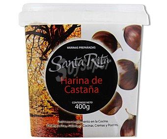 Santa Rita Harina de castaña 400 gramos