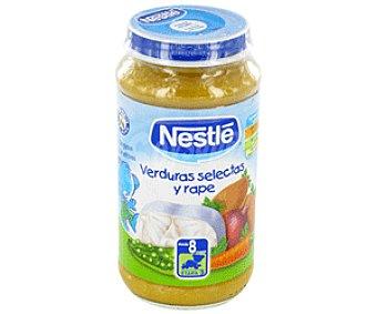 Nestlé Rape con Verduras 250 Gramos