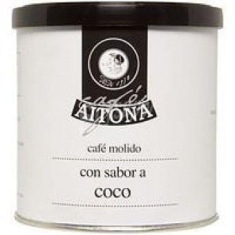 AITONA Café molido aroma coco lata 100 g