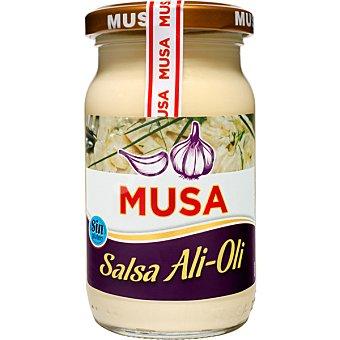 MUSA salsa ali oli frasco 225 ml