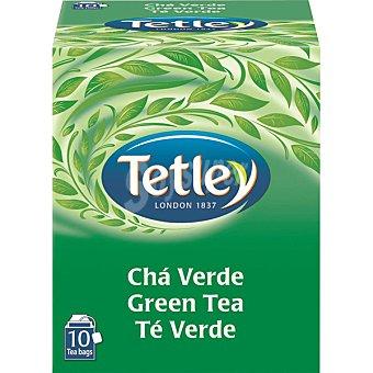 Tetley té verde 10 bolsitas Estuche 15 g