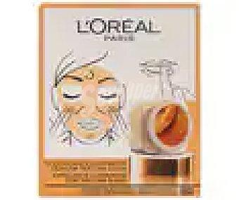 L'Oréal Mascarilla exfoliante e iluminadora con azúcares suaves 50 ml