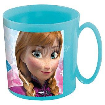 Disney Taza de melamina con dibujo de Frozen 1 unidad