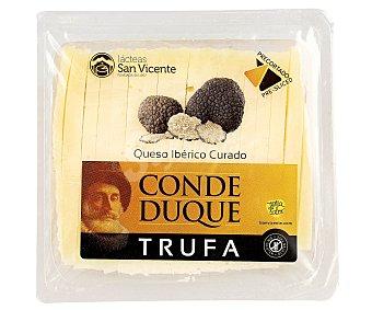 Conde duque Queso mezcla Ibérico trufa 250 g