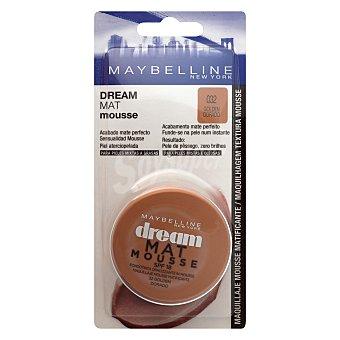 Maybelline New York Maquillaje mousse Nº32 Tarro 18 cc