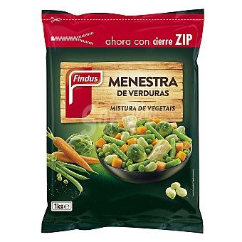 Findus Menestra de verduras 1 kg