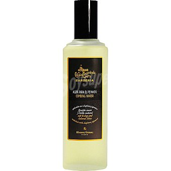 ALVAREZ GOMEZ BARBERIA Agua para el peinado fijación suave y brillo natural Spray 175 ml