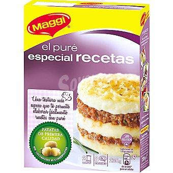 Maggi Puré especial recetas 230 g