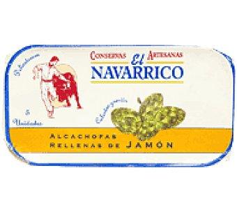 Ostargi Alcachofas rellenas de jamon 425 g