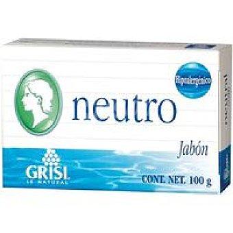 Grisl Jabón Neutro Dermatológico 100 gr