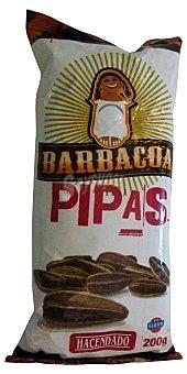 Hacendado Pipas barbacoa Paquete 200 g