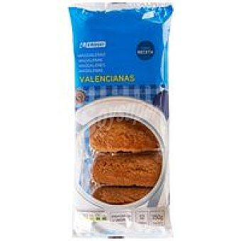 Eroski Magdalenas valencianas Bolsa 350 g
