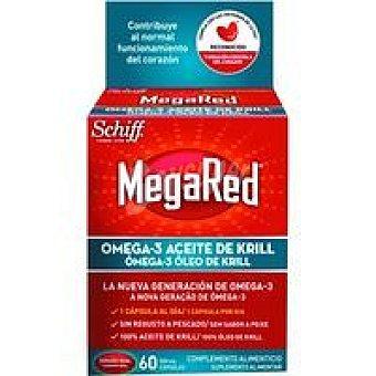 Megared Omega3 500 mg Caja 60 c