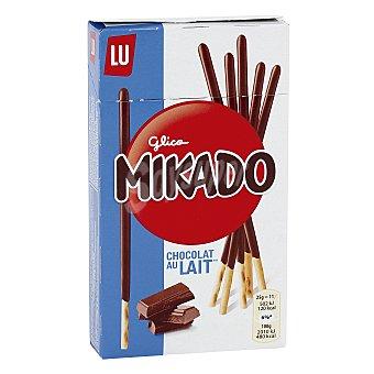 Mikado Barritas de chocolate con leche Caja 75 g