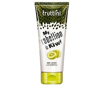 Fruttini Loción corporal aroma kiwi 200 mililitros
