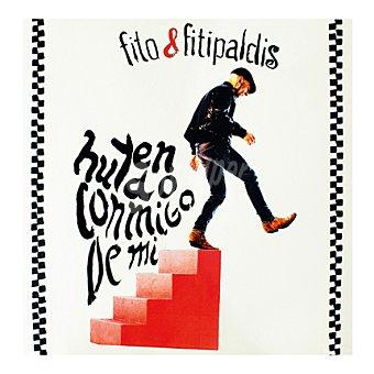 """Fito & Fitipaldis : """"huyendo conmigo de mi"""" CD 1 ud"""