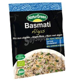 Naturgreen Arroz Basmati Algas 150 g