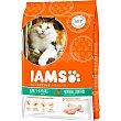 Hairball control alimento completo para gatos adultos para el control de bolas de pelo  envase 850 g IAMS PROACTIVE NUTRITION ADULT