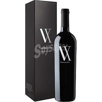 Valdubón X vino tinto reserva D.O. Ribera del Duero botella 75 cl