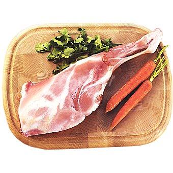 Cordero lechal cuartos pieza peso aproximado 1,5 kg