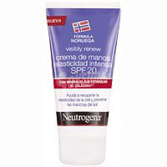 Neutrogena Crema elasticidad intensa manos Tubo 75 ml