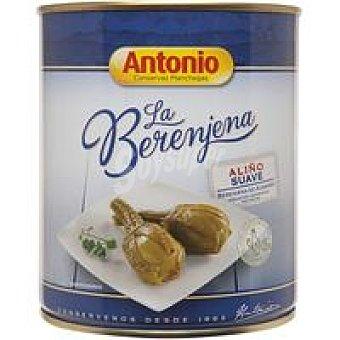 Aliño Bote 1 kg. berenjena suave 6/8 frutos pe (abr 420gr