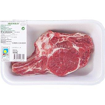 AKESOLO Lomo de ternera ecológico bandeja peso aproximado 350 g 350 g