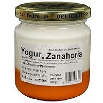 La Ermita Yogur cremoso de zanahoria Tarro 200 g