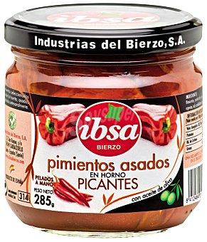 Ibsa Pimiento picante Frasco 285 g