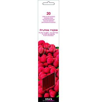 Roura Incienso frutos rojos 20 unidades