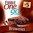 Brownie xoco 120 g Fibre One
