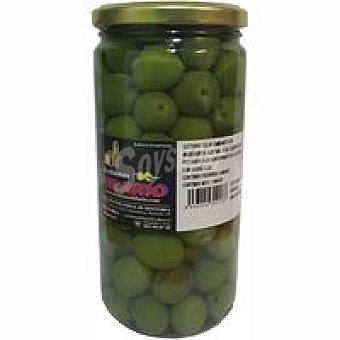 Hilario Aceitunas verdes aliñadas Tarro 400 g