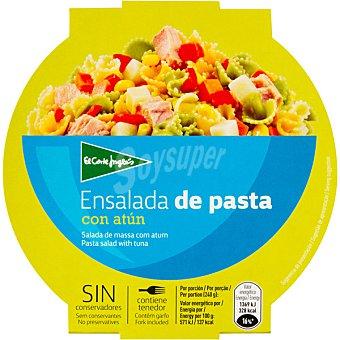 Aliada Ensalada de pasta con atún bol 240 g
