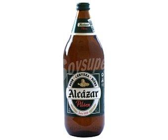 ALCÁZAR Cerveza 1 Litro